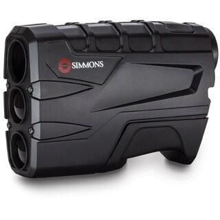 Simmons Volt 600 Black 4-inch x 20-inch Laser Rangefinder