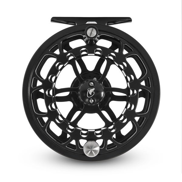 Scientific Anglers Ampere Electron IV Glossy Black Aircraft-grade Aluminum Fly Reel