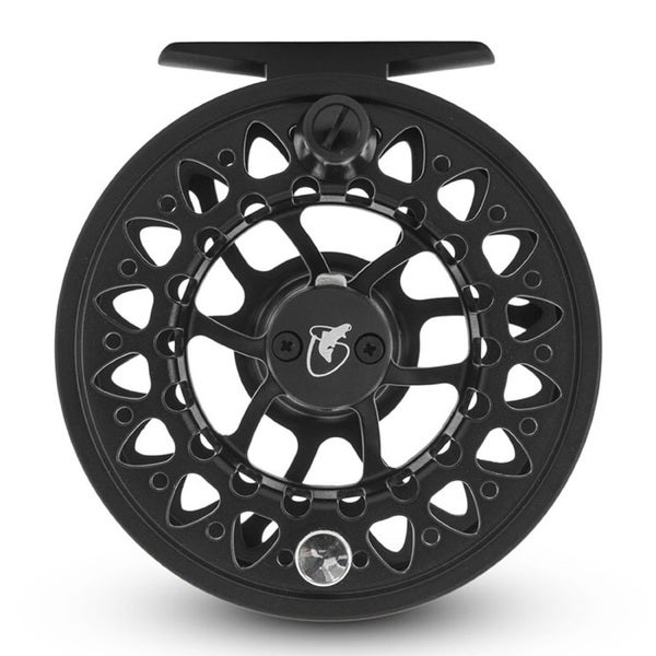 Scientific Anglers Ampere IV Black Fly Reel