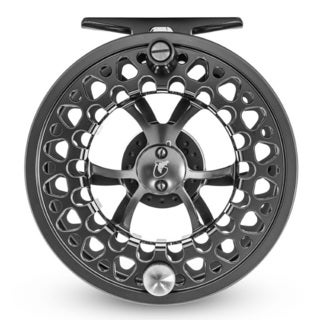 Scientific Anglers Ampere Voltage V Black Nickel Aluminum Fly Reel