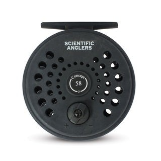 Scientific Anglers Concept 2-disc Drag Fly Reel