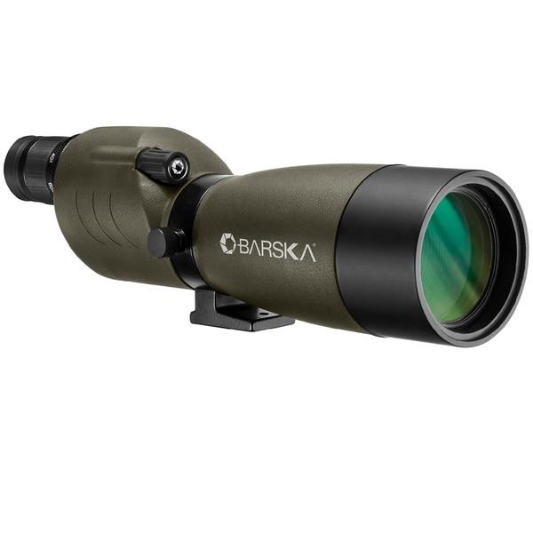 Barska WP Straight 20-60 x 60 Green Blackhawk Spotting Scope