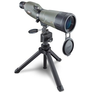 Bushnell Trophy 20-60X65 Xtreme Green Rubber Spotting Scope
