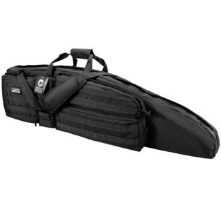 Barska Loaded Gear RX-400 Black 48-inch Tactical Dual Rifle Bag