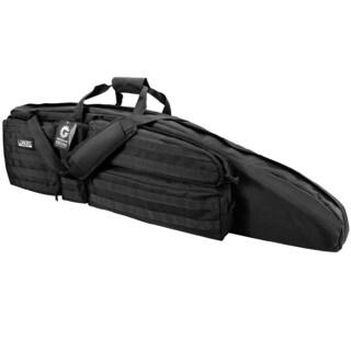 Barska Loaded Gear RX-400 Black 48-inch Tactical Dual Rifle Bag