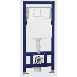 EAGO PSF332 Tank and Carrier for Wall Mounted Toilets