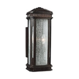Feiss Federal 2 Light Gilded Bronze Sconce