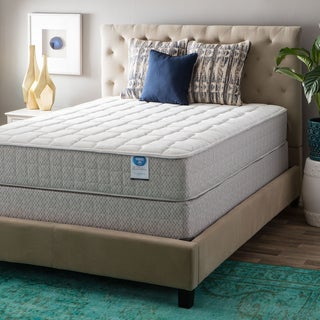 Spring Air Value Collection Tamarisk King-size Firm Mattress Set