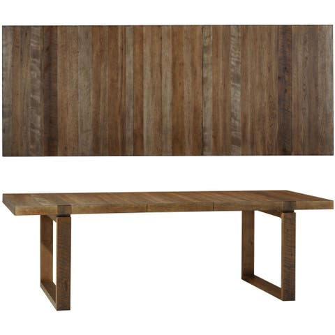 A.R.T. Furniture Epicenters Williamsburg Rectangular Dining Table - Brown