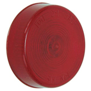 PM V142R 2-1/2-inch Red Sealed Clearance Light