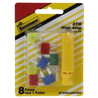 Bussman BP/ATM-AH8 RPP Mini Fuses Assortment 8 Pack