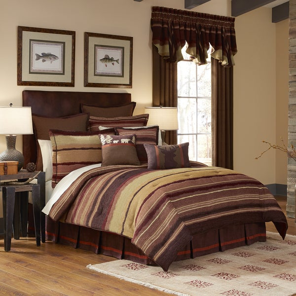 Croscill Highlands 4-piece Comforter Set