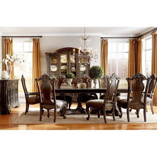 A.R.T. Furniture Gables Double Pedestal Dining Table