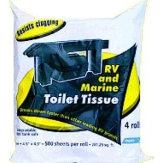 Camco 40276 4-count RV Soft-Touch Toilet Tissue