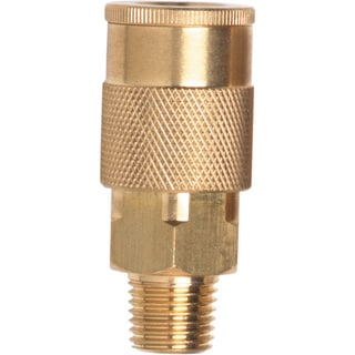 Campbell Hausfield MP3234 1/4-inch I-M Industrial Style Coupler