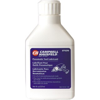 Campbell Hausfield ST127012AV 8 Oz Pneumatic Tool Lubricant