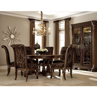 A.R.T. Furniture Gables Round Dining Table   Brown