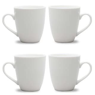 TAG Whiteware Coffee Mug (Set of 4)