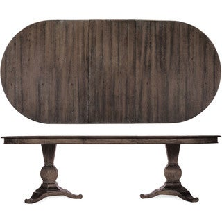 A.R.T. Furniture St. Germain Double Pedestal Dining Table