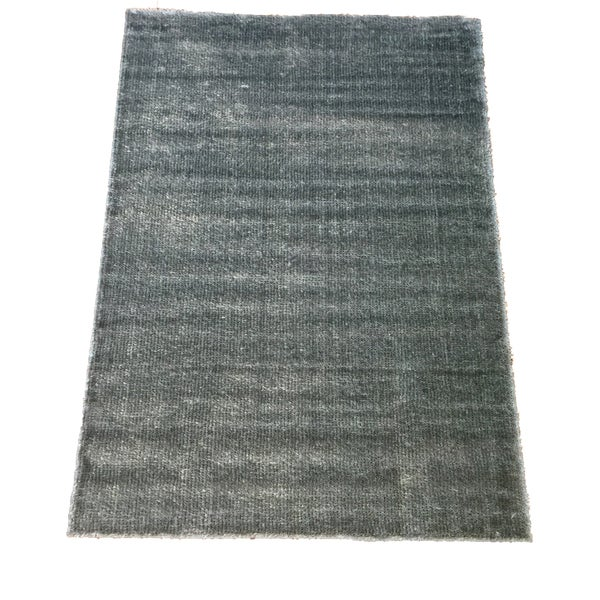 LYKE Home Rya Extra-plush Gray Area Rug - 7'10 x 10'2