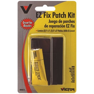 Victor 00402-8 EZ Fix Rubber Tire Patch Kit