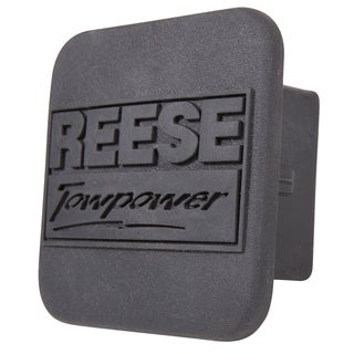 Reese Towpower 7000600 2-inch Black Hitch Box Cover