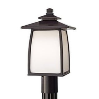 Feiss 1 - Light Outdoor Lantern, Oil Rubbed Bronze