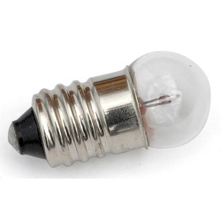 Black Point Products Inc MB-0014 2.47 Volts 2-D Cell Miniature Light Bulb
