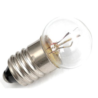 Black Point Products Inc MB-0407 6 Volt Flasher Light Bulb