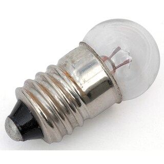 Black Point Products Inc MB-0413-MB-50 7.5 Volt Booklight Miniature Light Bulb