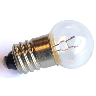 Black Point Products Inc MB-0428 12.5 Volt Toy Miniature Light Bulb