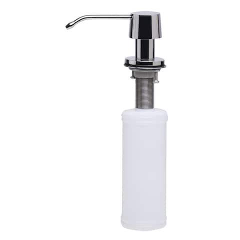 ALFI AB5004-PSS Solid Polished Soap Dispenser