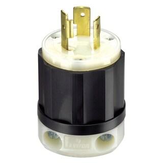 Leviton 061-2311 20 Amp 3W ,2P NEMA L5-20P Locking Plug