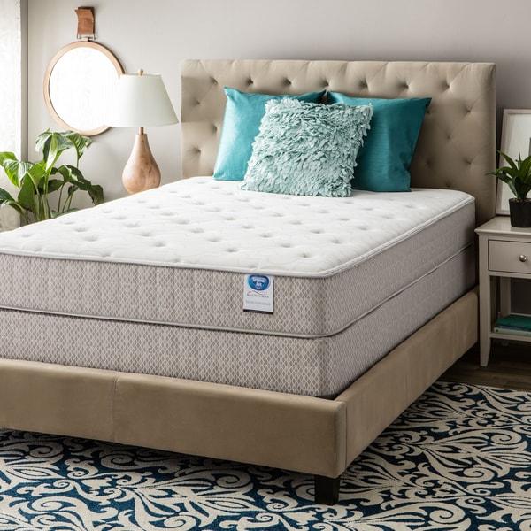 Shop Spring Air Value Collection Northridge Twin Xl Size Plush Mattress Set Free Shipping