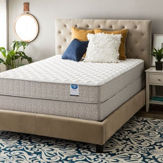 Spring Air Value Collection Northridge Queen-size Firm Mattress Set