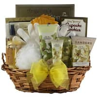 Vanilla Orchid Spa Luxuries Bath & Body Spa Gift Basket