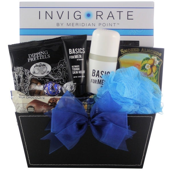 Especially for Men Father's Day Spa Basket