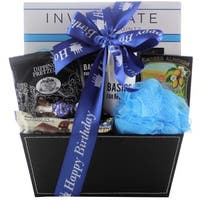 Especially for Men Birthday Spa Basket