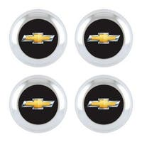 Pilot Automotive Chevy Officially License Plate Fastener Caps for Vehicles Cars