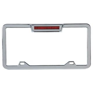 Pilot Automotive LED Lighted License Plate Frame for Vehicles Automobile