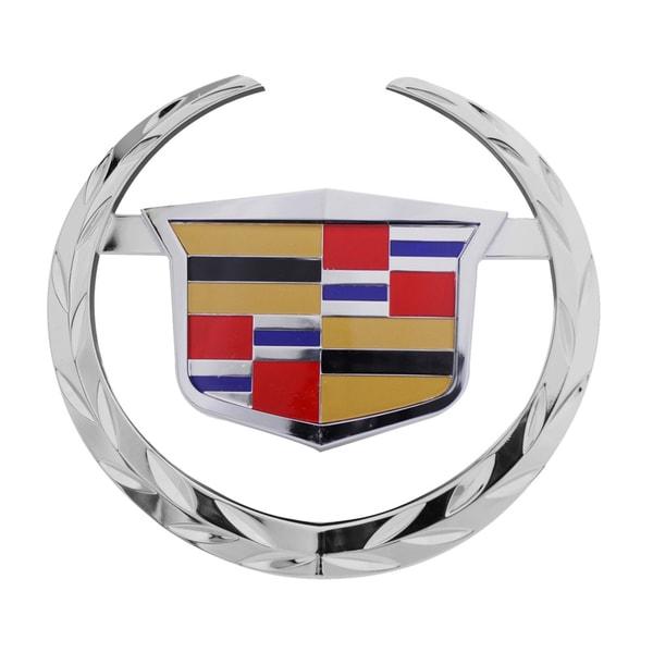 Pilot Automotive Chrome Cadillac Escalade Logo Hitch Cover   18757802