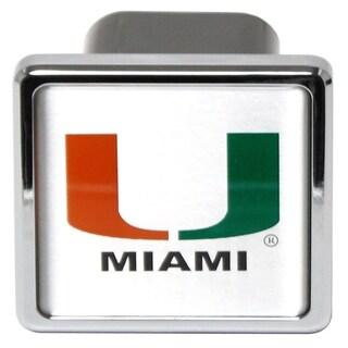 Pilot Automotive Miami Hurricanes College Hitch Receiver