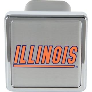Pilot Automotive Illinois Fighting Illini College Hitch Receiver