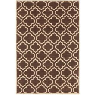 Hand-Woven Horwich Cotton/Jute Rug (2' x 3')