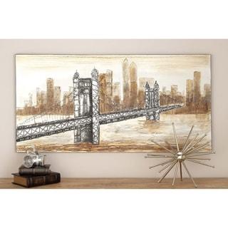 Canvas Art 55-inch wide, 28-inch high Wall Decor