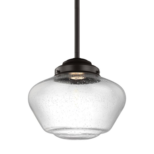 Feiss LED Pendant Oil Rubbed Bronze Pendant