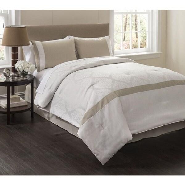 Olivia 4-piece Comforter Set