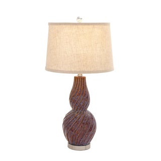 The Lovely Ceramic Metal Table Lamp