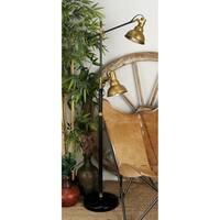 Useful Aluminum Double Lamp
