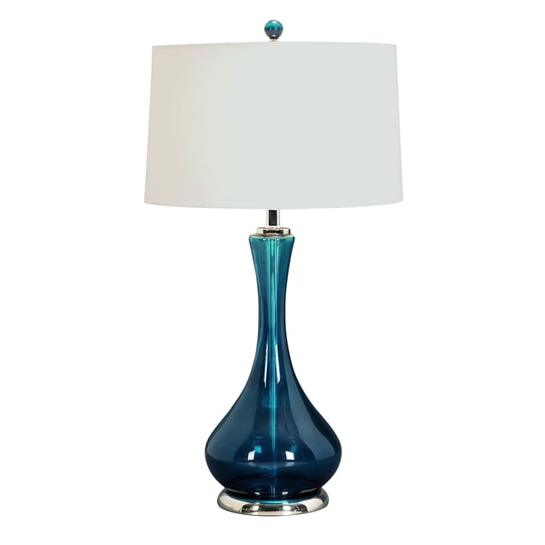 Glass Table Lamp A Living Style Statement